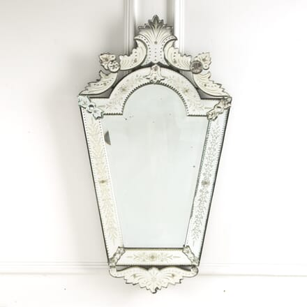 Late 19th Century Venetian Mirror MI889539