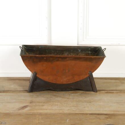 Late 19th Century Copper Stilton Coaster DA8017313