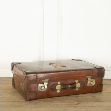 Leather Suitcase DA359021