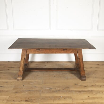 Oak Refectory Table by Liberty & Co TD2715543