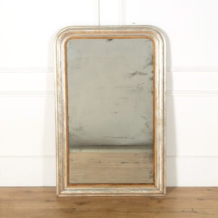 Louis Phillippe Silver Foxed Mirror MI719133