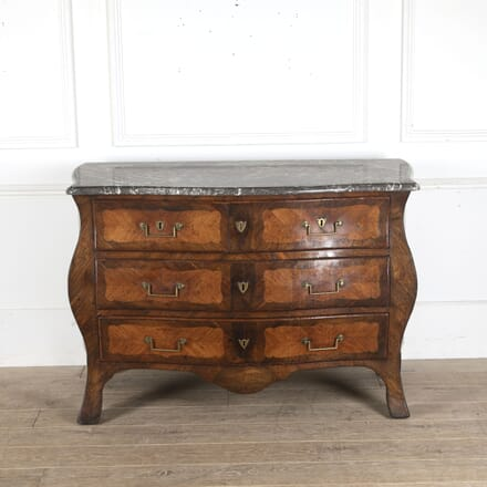 Louis XV Period Kingwood Commode CC0113307