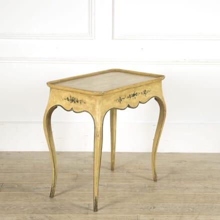 Louis XV Revival Tray Table TC159744