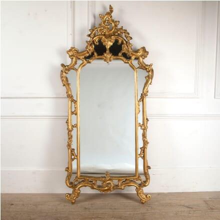 Louis XV Style Giltwood Wall Mirror MI8811175