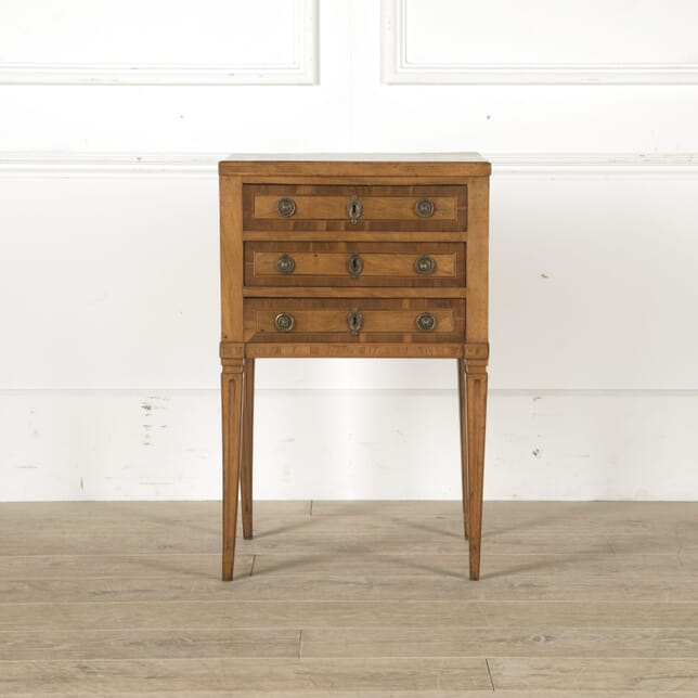 Louis XVI Period Chest of Drawers TC1510571