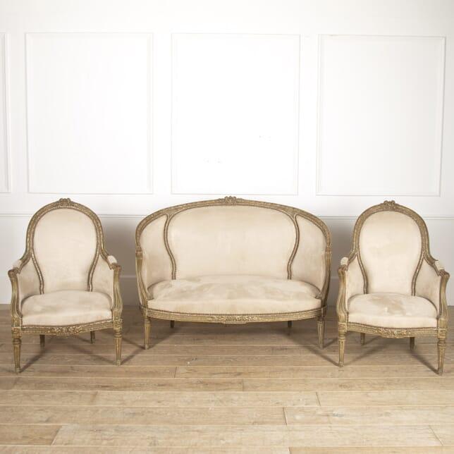 Louis XVI Revival Salon Suite CH1515202