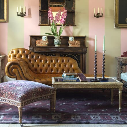 Louis XVI Revival Vitrine Coffee Table CT1512976