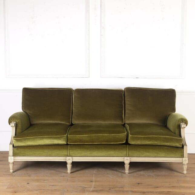 French Louis XVI Style Sofa SB4316549