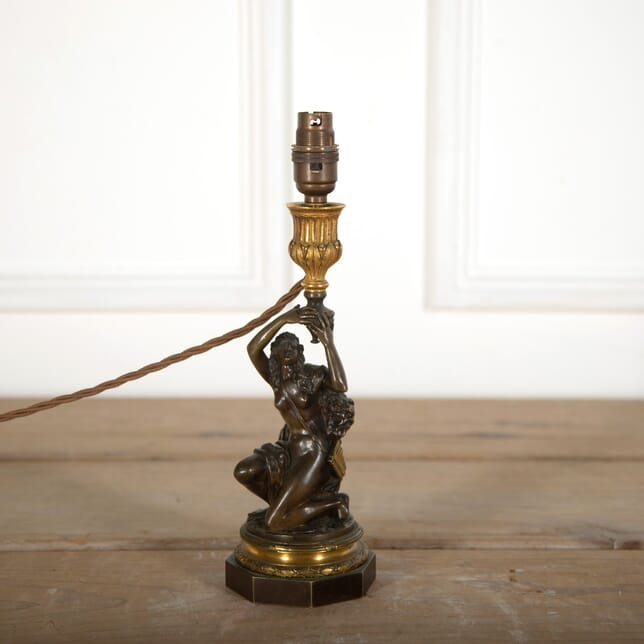 Small Table Lamp with Classical Figure LT7260802