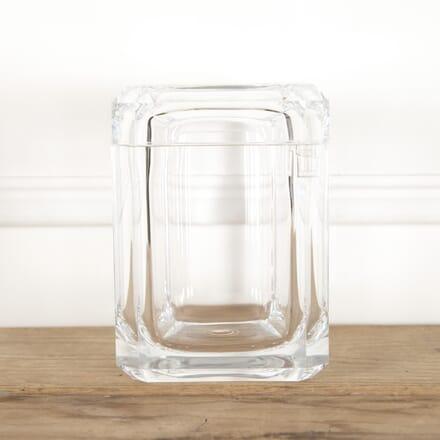 Mid Century Lucite Ice Bucket DA3014167