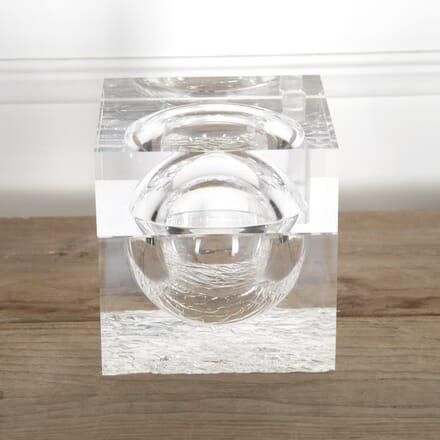 Lucite Ice Bucket by Albrizzi DA3014449