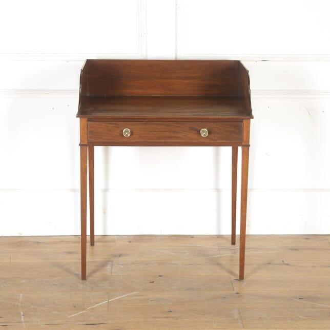 Small Mahogany Desk DB2015195