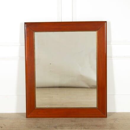 Mahogany Framed Mirror MI159066