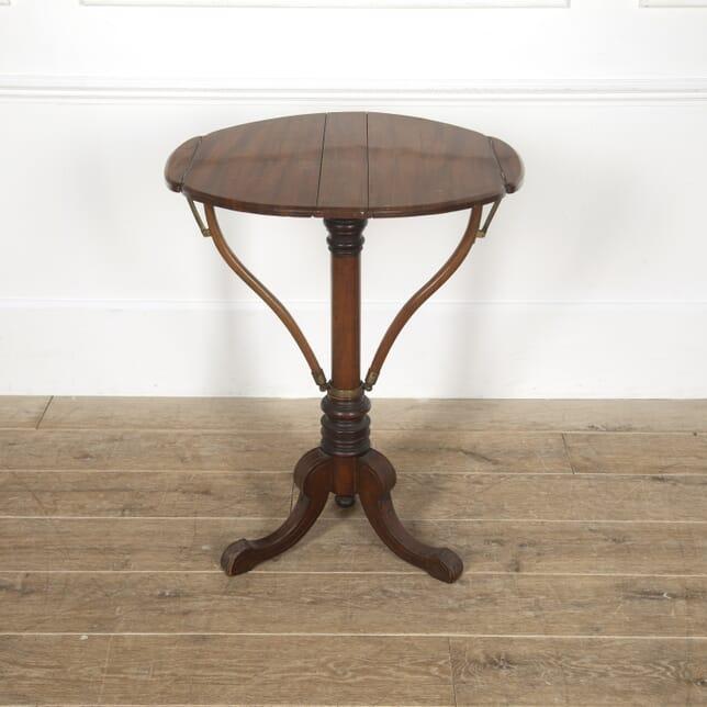 Victorian Mahogany Pedestal Table TC1316845