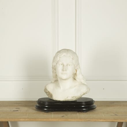 Marble Bust by Luca Madrassi DA159339