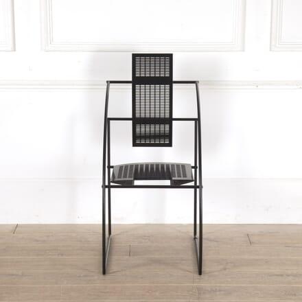 Mario Botta 'Quinta' Chair CH7814038