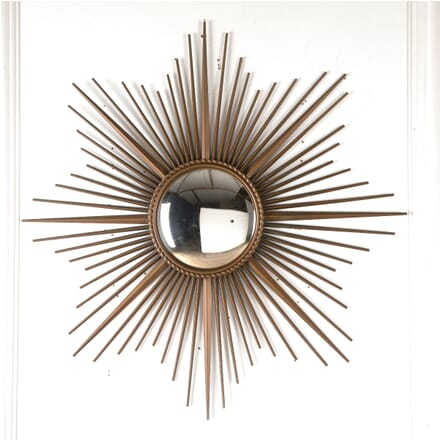 Convex Sunburst Mirror by Chaty Vallauris MI6013397