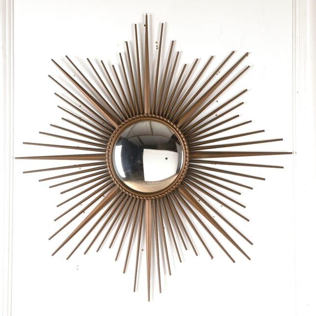 Convex Sunburst Mirror by Chaty Vallauris MI6013397
