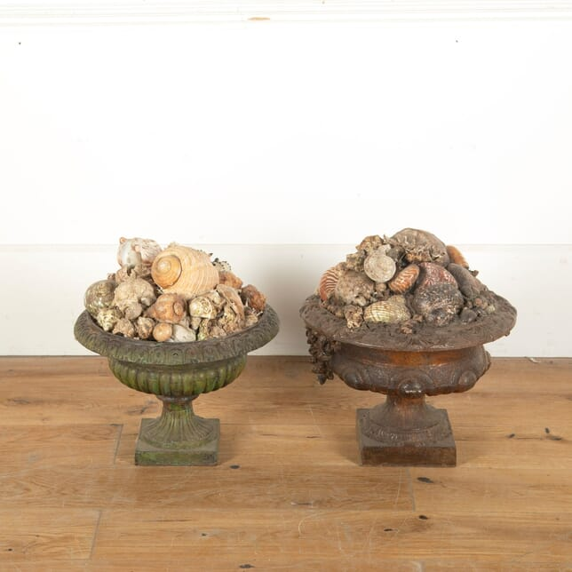 Matched Pair of Urns GA5556786