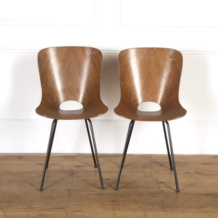 Pair of Mid Century 'Medea' Chairs CH7616925