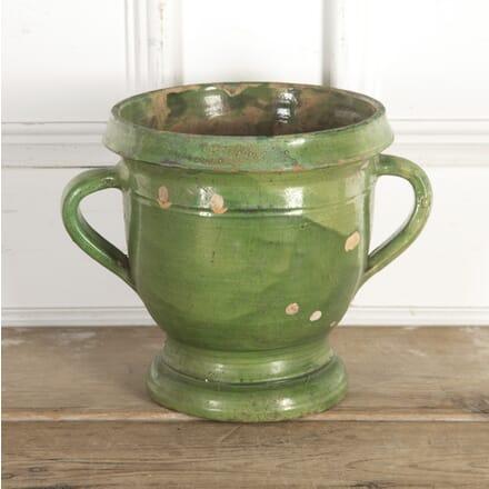Green Handled Anduze Pot DA2014183