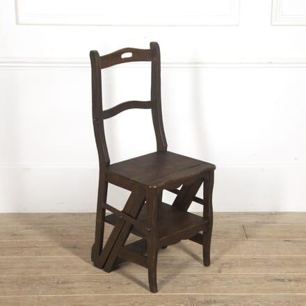 Metamorphic Chair and Steps DA1515279