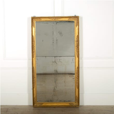 Large 19th Century Gilt Mirror MI0657472
