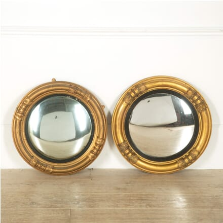 Pair of Gilt Mirrors MI1355325