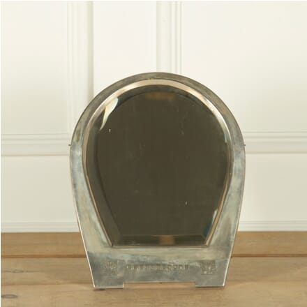 Art Deco Silver Plate Table Mirror MI1357839