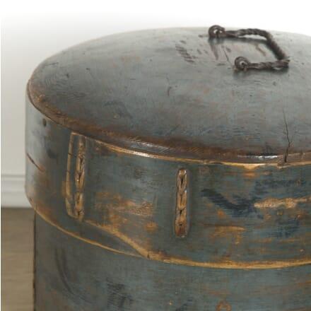 Mid 19th Century Swedish Lunch Box DA2010327