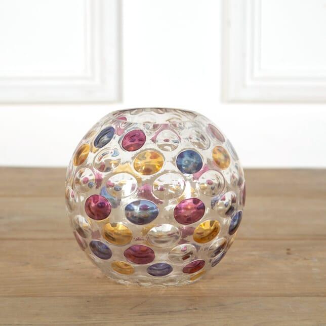 Mid 20th Century Bohemian Glass Bowl DA579038