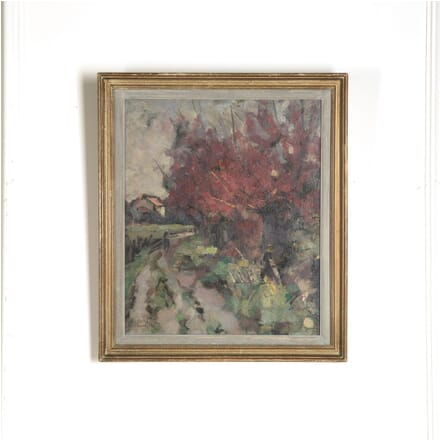 Mid 20th Century French Impressionist Oil Painting WD3010153