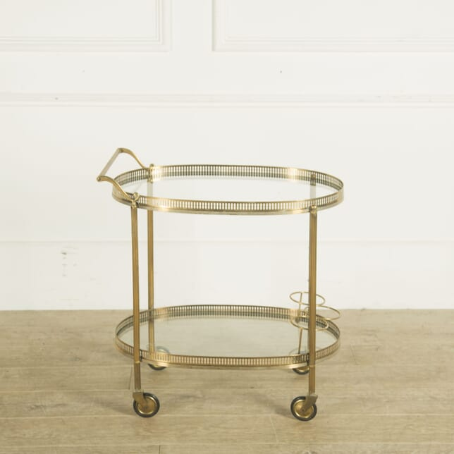 Mid Century Drinks Trolley TS4810310