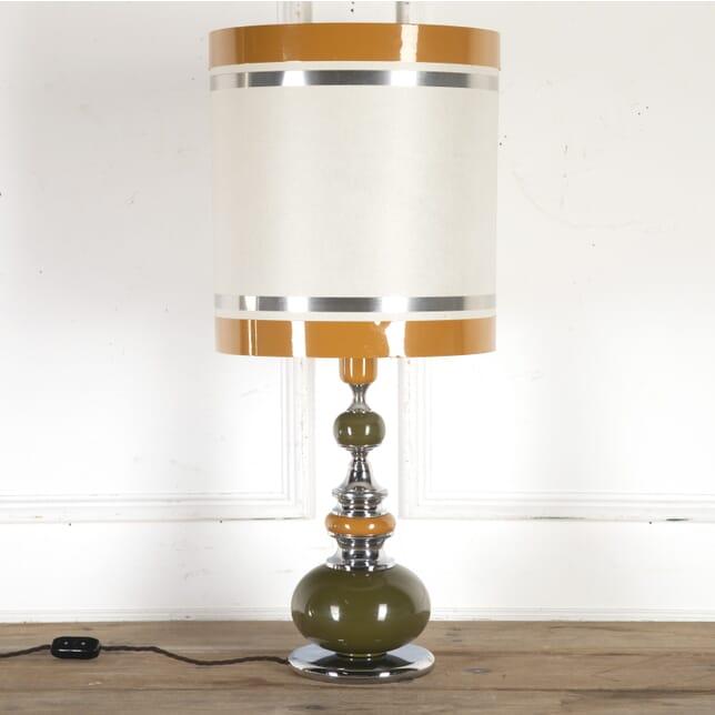 Large German Mid Century Table Lamp LT8715821