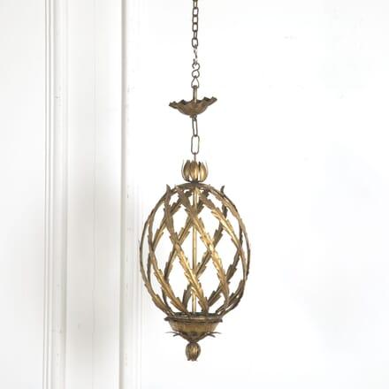 Mid Century Metal Hanging Light LL1510475