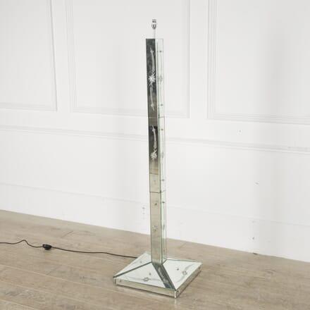 Mid Century Venetian Floor Lamp LF159981