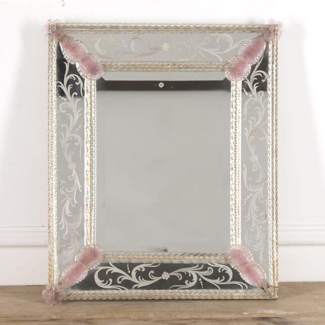 Mid Century Venetian Mirror MI1515408