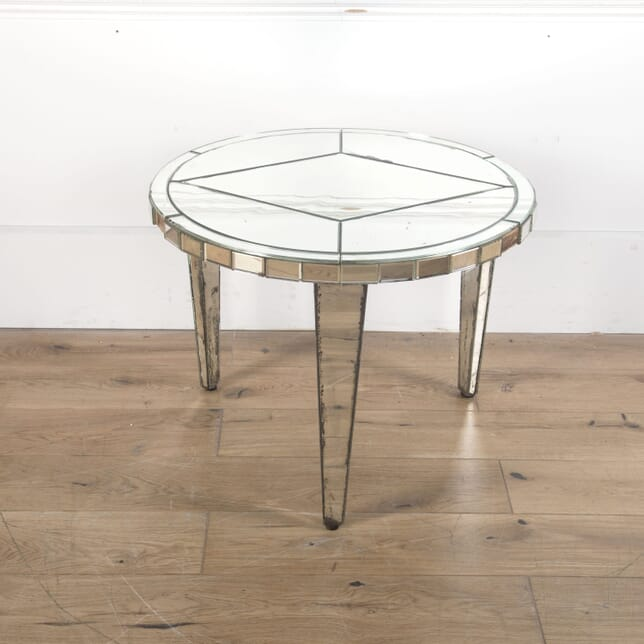 Mirrored Coffee Table CT749408