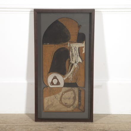 Welsh Mixed Media Assemblage WD3014777