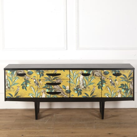 Modern Ebonised Sideboard CC7913463