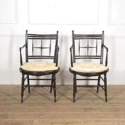 Morris & Co Ford Maddox Brown Chairs CH7816920