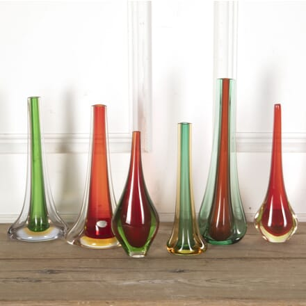 20th Century Murano Glass Vases DA289162