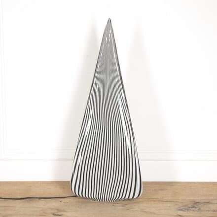 Murano Glass Conical Lamp LL3015980