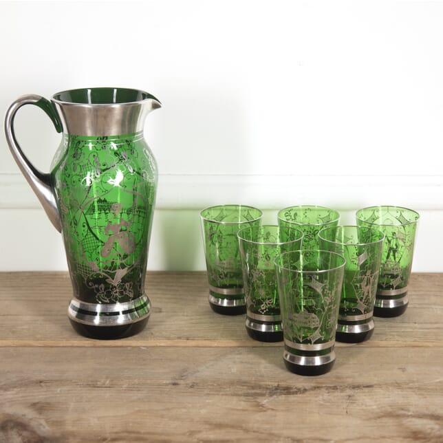 Murano Glass Lemonade Service DA1516631