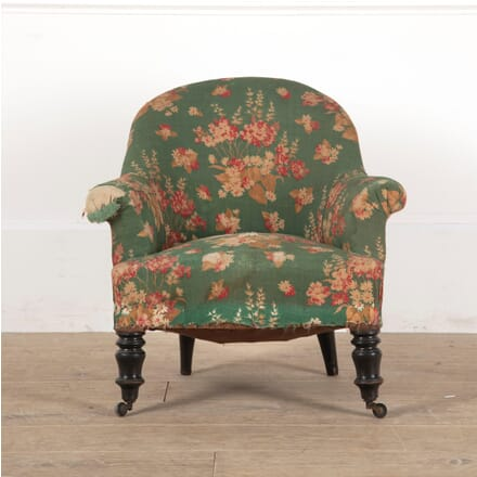 Napoleon III Upholstered Child's Chair CH2911286