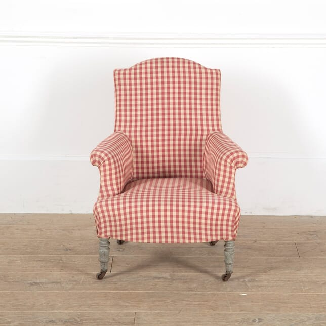 Napolean III Upholstered Childs Chair CH2911520