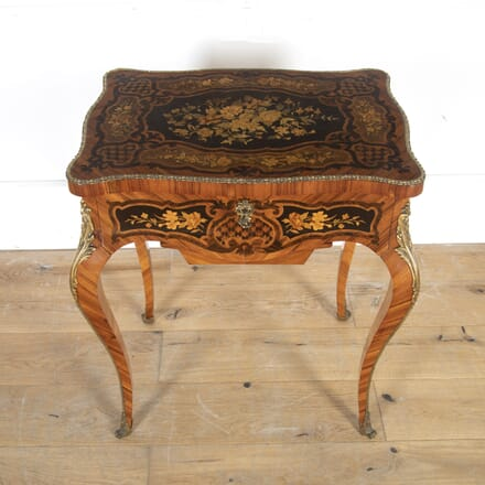 Napoleon III Inlaid Dressing Table TA8514937