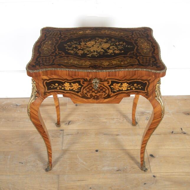 Napoleon III Inlaid Dressing Table TA8514937