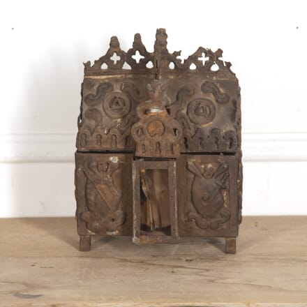 Gothic Revival Reliquary Casket DA2915879