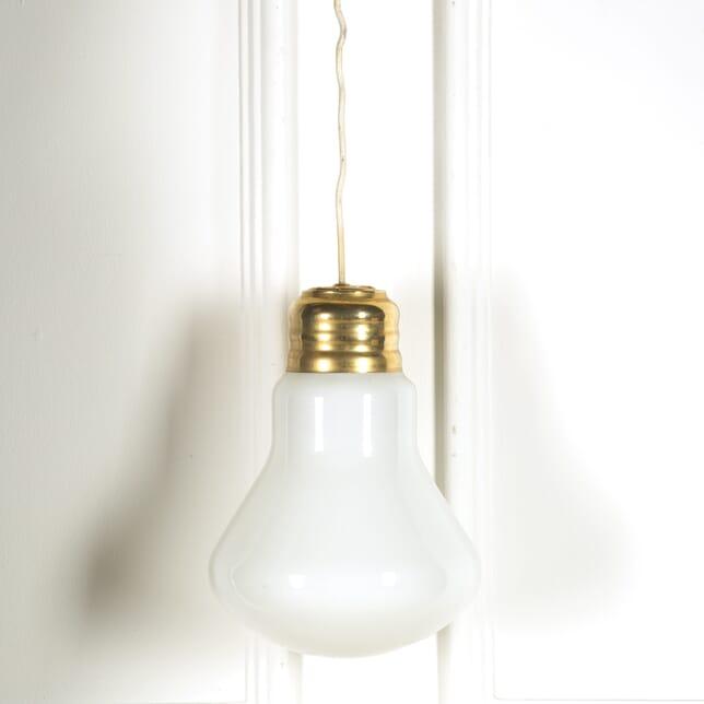 Novelty Mid Century Hanging Light LC299821